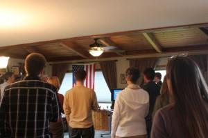 Shaw Caucus 2012