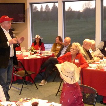 Lincoln Day Events Successful Countywide